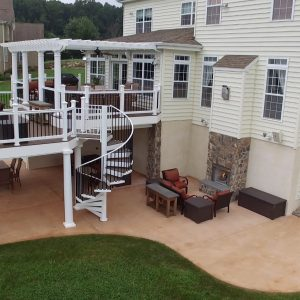 Two Level Decking Kits