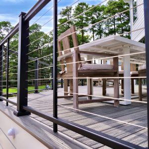 Afco Series 175- Stainless Steel Cable Railing